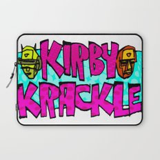Kirby Krackle - 2016 Logo Laptop Sleeve