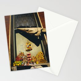 SideWalk Sellers Stall Stationery Cards