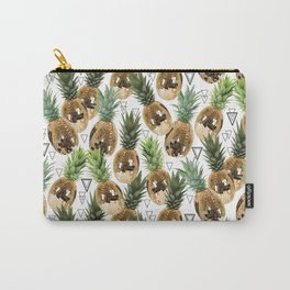 DISCO Pineapple  Carry-All Pouch