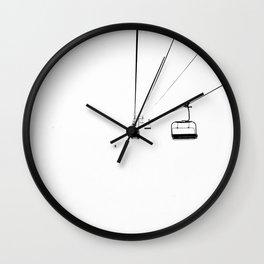 Ski Lift / Wall Clock