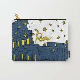 Rome Italy Carry-All Pouch