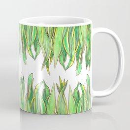 The Snake Plant Coffee Mug