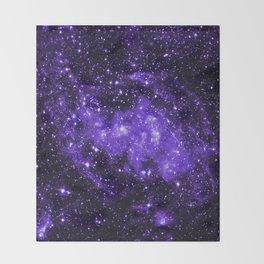 Chandra Ultraviolet Throw Blanket