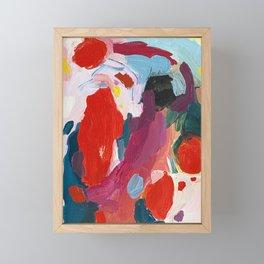 Color Study No. 1 Framed Mini Art Print