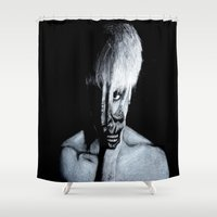 kpop Shower Curtains featuring Reaper by Ahri Tao