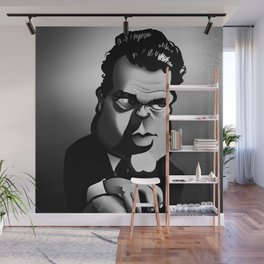 Citizen Welles Wall Mural