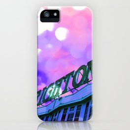 Holiday Vibes iPhone Case