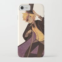 bill iPhone & iPod Cases featuring bill cipher by Sunny