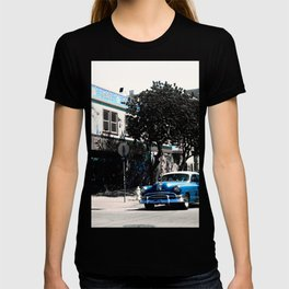 San Francisco Car T-shirt