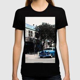 San Francisco Car T-shirt