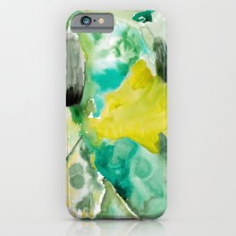 Mossy North Side iPhone Case