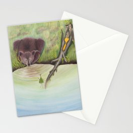 The Sweet Truth of Dreams Stationery Cards