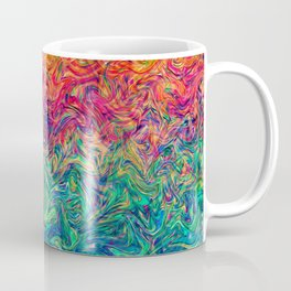 Fluid Colors G249 Coffee Mug