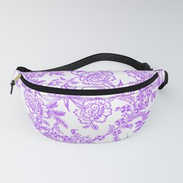 Radiant Orchid Tea Reversed Fanny Pack