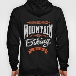 Mountain Biking Extreme Sport Hoody