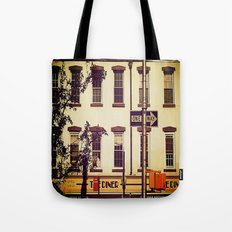 Postcard to Mom, From New York Tote Bag