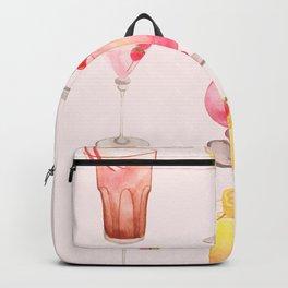 Summer Cocktails 12 Backpack