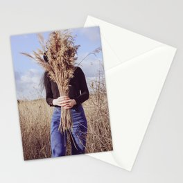 Bohemian scandi art and photography Stationery Cards