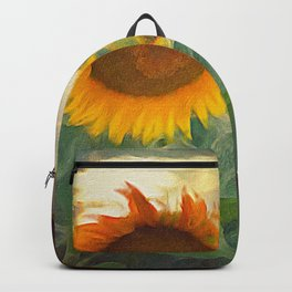 favorite sunset view Backpack