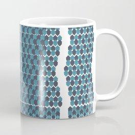 Cubist Ornament Pattern Coffee Mug