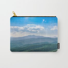 Amazing Blue-Ridge Carry-All Pouch