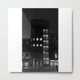 Vertical, parte 2 Metal Print