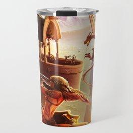 Dragon Siege Travel Mug