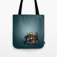 call of cthulhu Tote Bag