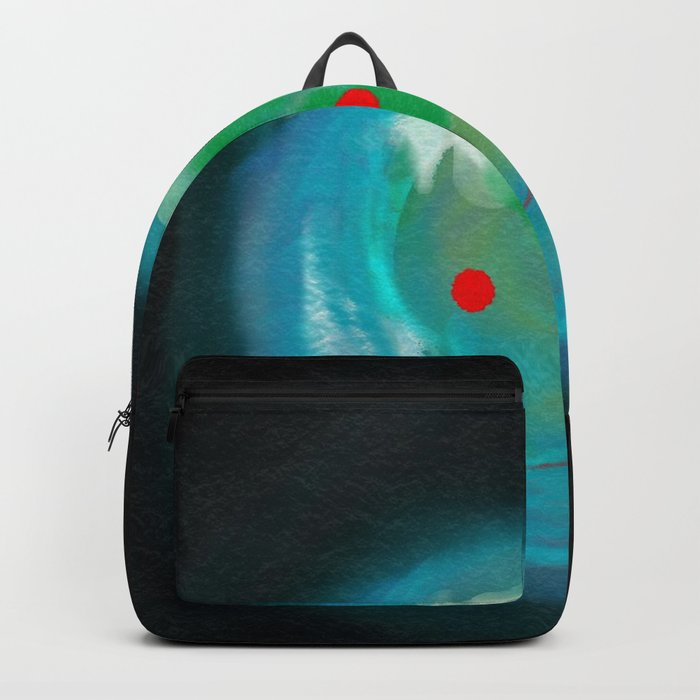 Smiling Planet Backpack