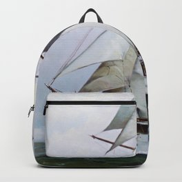 La Belle Poule Backpack