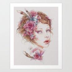 This, My Porcelain Life Art Print