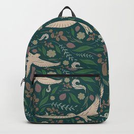 Bird Pattern #4 Backpack