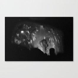 Sigur Rós Live Canvas Print