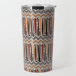 Moth Chevron Travel Mug