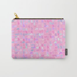 Pink Frosting with Sprinkles Carry-All Pouch