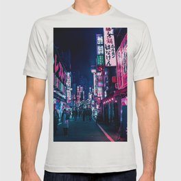 Nocturnal Alley T-shirt