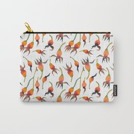 Rose Hips Carry-All Pouch