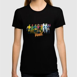 Pixel Mutants T-shirt