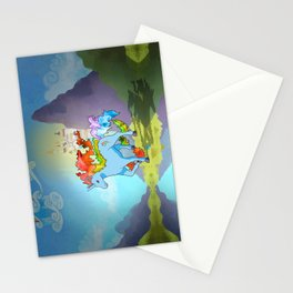 Rainidash Stationery Cards