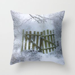 Off limits !! Throw Pillow