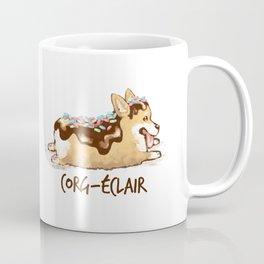 Corg-Éclair Coffee Mug