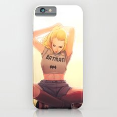I want to be a superhero iPhone 6s Slim Case