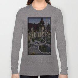 OverCast Peles Castle Long Sleeve T-shirt