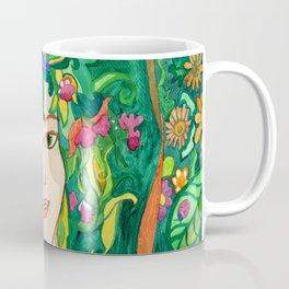 Midsummer Maiden Coffee Mug