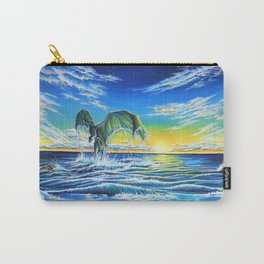Ascending Tides Carry-All Pouch
