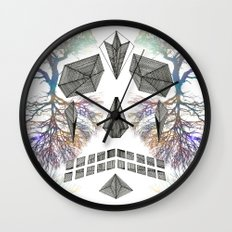 Ethmoid Wall Clock