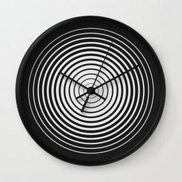 #563 strokeWeight Wall Clock