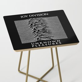 The Line Of Division Side Table
