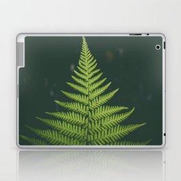 Fern Leaf Green Laptop & iPad Skin
