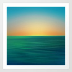 Sea of Dreams Art Print